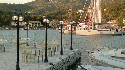 Segeln Hafen